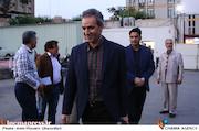 شهرام کرمی در گردهمایی انجمن سینمای انقلاب و دفاع مقدس