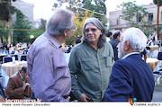 علی شاه حاتمی در گردهمایی انجمن سینمای انقلاب و دفاع مقدس