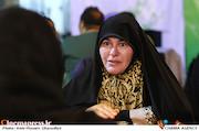 سید زهرا حسینی در گردهمایی انجمن سینمای انقلاب و دفاع مقدس