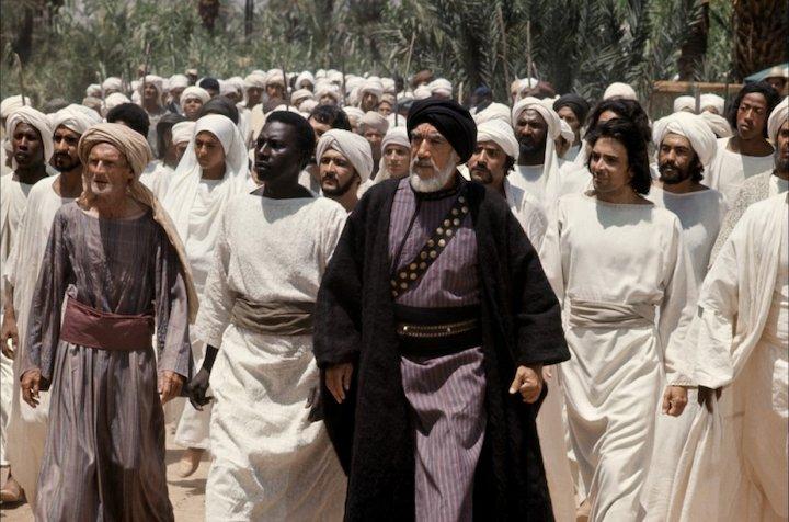 فیلم الرساله - محمد رسول الله