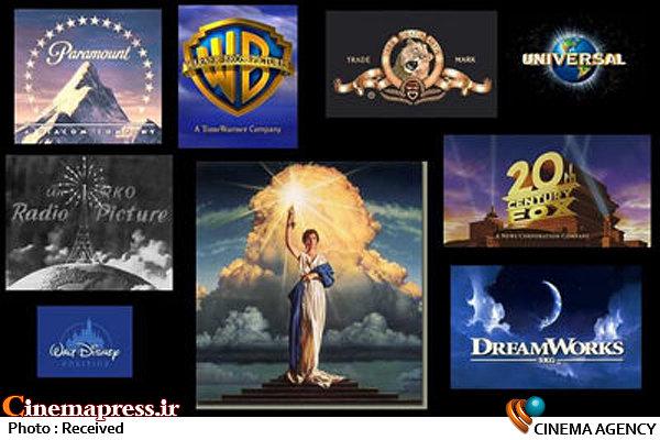 لوگوی کمپانی های هالیوودی