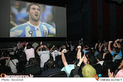 نمایش فوتبال در سینما