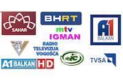 کانال سحر بالکان و تلویزیون ملی بوسنی