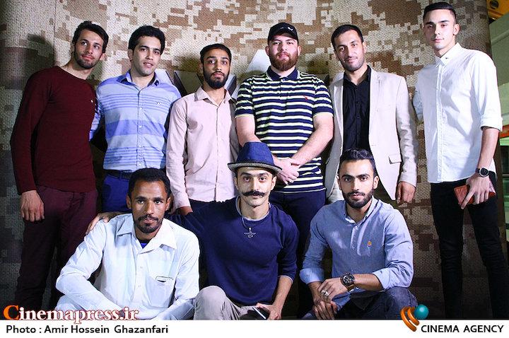 عکس/ اکران آخرین قسمت مستند مسابقه «فرمانده»