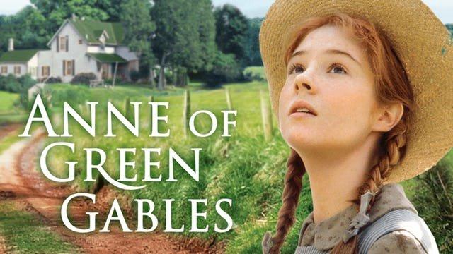 سریال رویای سبز  -  آن شرلی