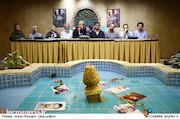 نشست خبری عوامل سریال سر دلبران
