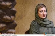 نگار عابدی در نشست خبری عوامل سریال سر دلبران