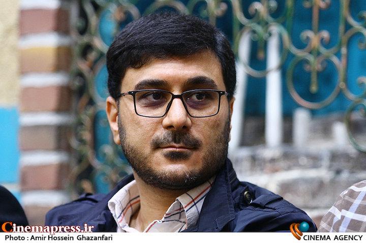 محمدرضا شفیعی در نشست خبری عوامل سریال سر دلبران