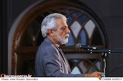 منوچهر شاهسواری در دومین شب نقره ای فیلمبرداران سینمای ایران