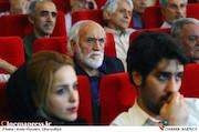 حسین ملکی در دومین شب نقره ای فیلمبرداران سینمای ایران