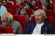 حسن زاهدی در دومین شب نقره ای فیلمبرداران سینمای ایران