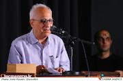 حسن قلی زاده در دومین شب نقره ای فیلمبرداران سینمای ایران