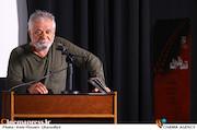 ایرج رامین فر در دومین شب نقره ای فیلمبرداران سینمای ایران