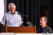 همایون پای ور در دومین شب نقره ای فیلمبرداران سینمای ایران