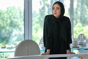 بهاره افشاری در سریال ویژه شبکه نمایش خانگی «ممنوعه»