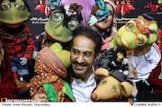 افشین هاشمی در مراسم اکران خصوصی فیلم سینمایی خاله قورباغه