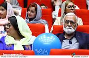 غلامرضا موسوی در مراسم اکران خصوصی فیلم سینمایی خاله قورباغه