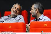 احمد مسجدجامعی در مراسم اکران خصوصی فیلم سینمایی خاله قورباغه
