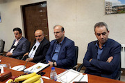 جلسه شورای سیاستگذاری نهمین جشنواره تئاتر خیابانی شهروند لاهیجان