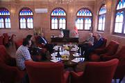آرتاشس تومانیان سفیر ارمنستان در ایران