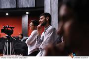متین احمدی دبیر پانزدهمین جشنواره فیلم کوتاه دانشجویی نهال