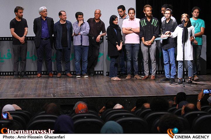 عکس/ مراسم اختتامیه پانزدهمین جشنواره فیلم کوتاه دانشجویی «نهال»