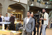 ضبط مسابقه تلویزیونی «برنده باش»