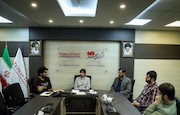 نشست با مدیران مرکز موسیقی انقلاب