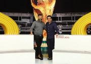 برنامه ویژه جام جهانی تلویزیون اینترنتی «آیو»