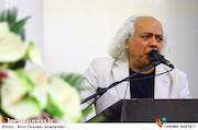 سیروس الوند در هفدهمین جشن مدیران تولید سینمای ایران