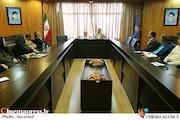 جلسه امضای تفاهم نامه همکاری میان سازمان اسناد و کتابخانه ملی ایران و بنیاد نمایش کودک