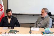 امضاء تفاهمنامه رسانهای بین استانداری خوزستان و شبکه دو سیما