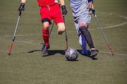 مستند «تیم فوتبال قطع عضو شدگان فلسطین»