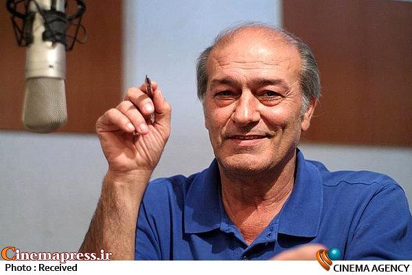 «محمد عبادی» دوبلور پیشکسوت