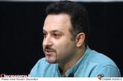 پیمان نهان قدرتی در نشست خبری و رونمایی از پوستر نهمین جشن فیلم کوتاه