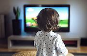 خردسالان پای ثابت تلویزیون
