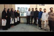 بازدید فعالان کشمیری از دفتر مطالعات جبهه فرهنگی انقلاب اسلامی