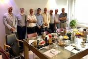 دیدار مدیرکل هنرهای تجسمی با هیات مدیره انجمن صنفی طراحان گرافیک