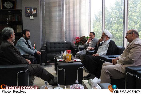 حوزه علمیه با رسانه ملی جلسه برگزار کرد