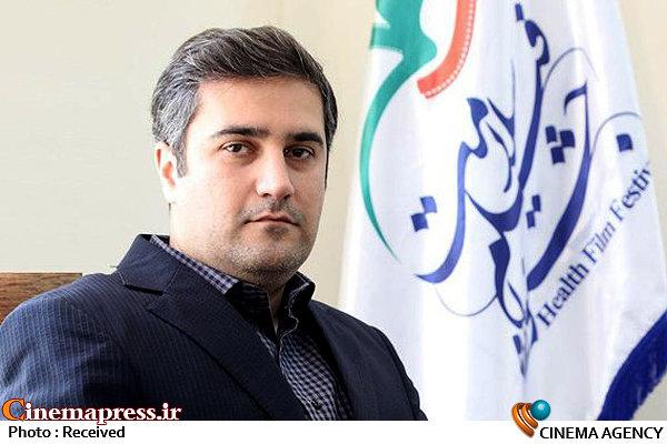 محمدعلی حجازی، دبیر اجرایی سومین جشنواره ملی فیلم سلامت