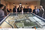 لوگوی شهرک تلویزیونی و سینمایی «ایران» رونمایی شد