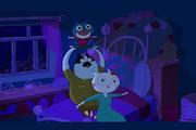 معتمدآریا راوی انیمیشن «شب ترسناک لومو» شد