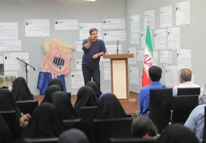 هشتمین شب طنز انقلاب اسلامی با عنوان «نطنز»