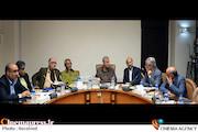 علی ربیعی وزیر تعاون، کار و رفاه اجتماعی در دیدار با هنرمندان
