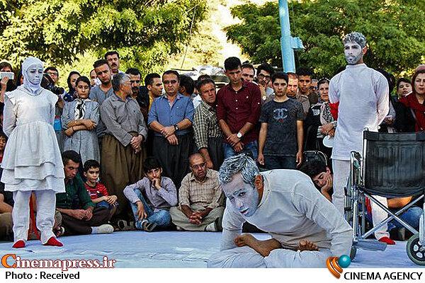 جشنواره تئاتر خیابانی شهروند