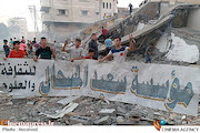 محل جشنواره «عمار» در غزه