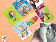 محصولات جانبی انیمیشن «فیلشاه»