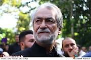 مجید انتظامی در مراسم تشییع مرحوم عزت الله انتظامی