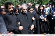 مراسم تشییع مرحوم عزت الله انتظامی