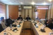 مجتبی حسینی در جلسه شورای مرکزی نظارت بر آموزشگاه های آزاد هنری